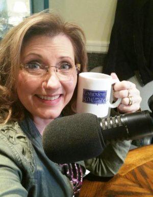Beth Ann in Studio