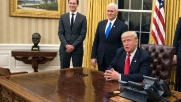President Trump & VP Pence