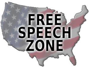 FREE SPEECH MAP