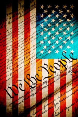 We The People-Flag