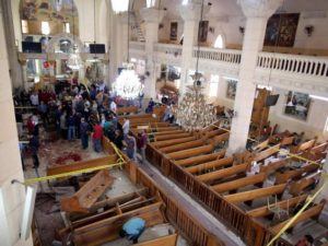 ISIS TARGETS CHRISTIANS