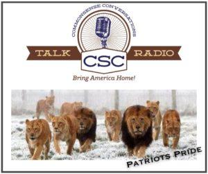 CSC Patriot Pride