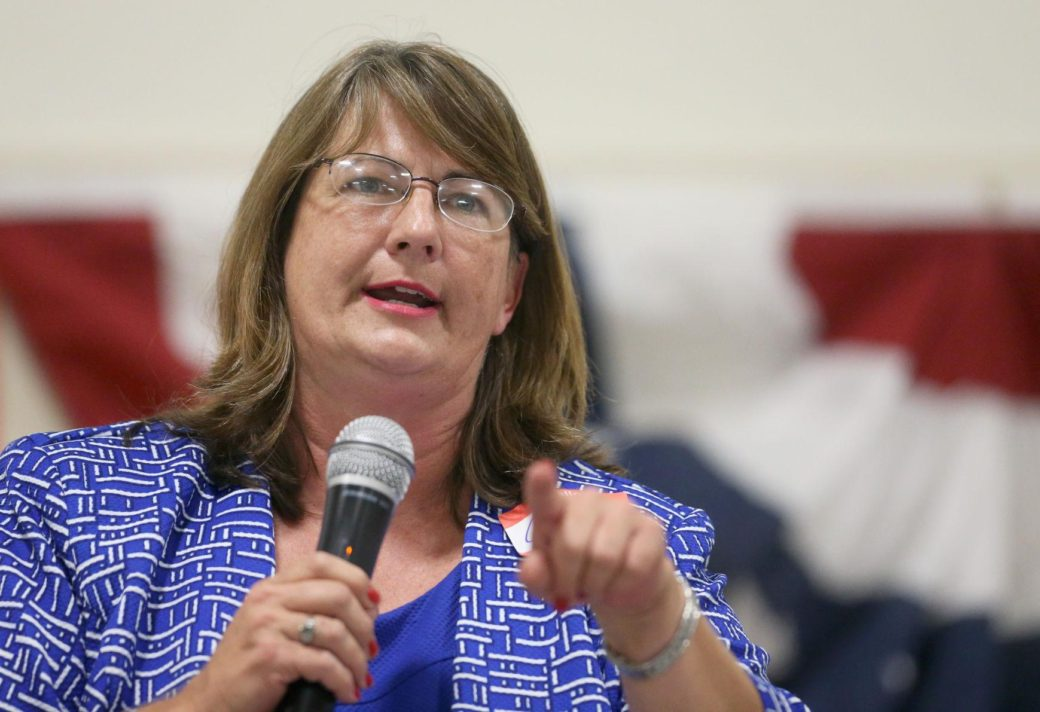Representative Cheri Reisch