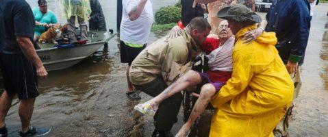 hurricane rescue