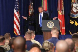 President Trump-Afghanistan speech