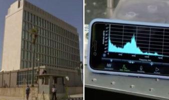 Cuba-American Embassy