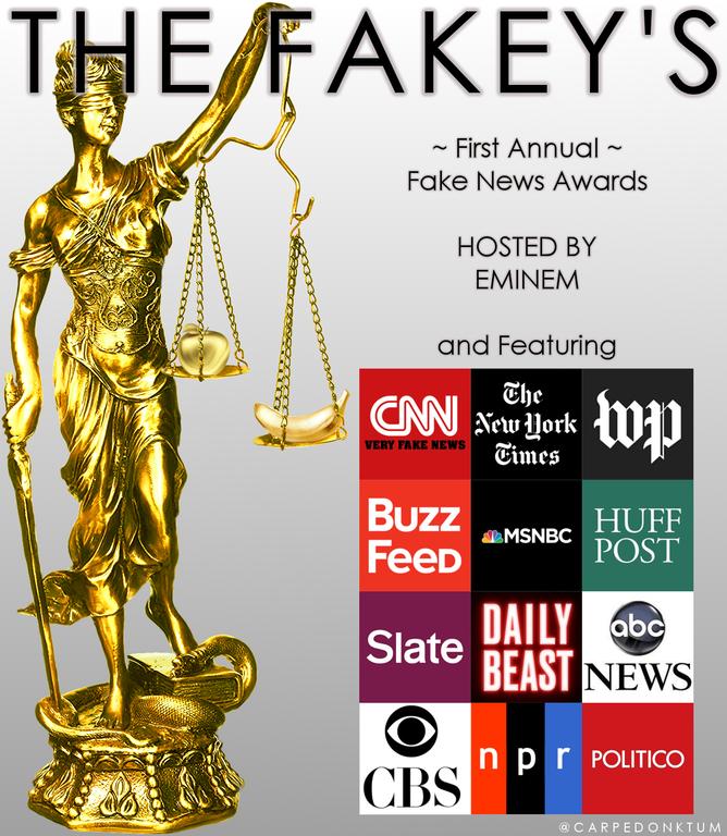 FAKE NEWS AWARD