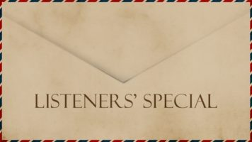 Letters from listeners