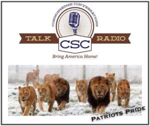 CSC Talk Radio Patriots Pride