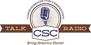 CSC TALK RADIO LOGO