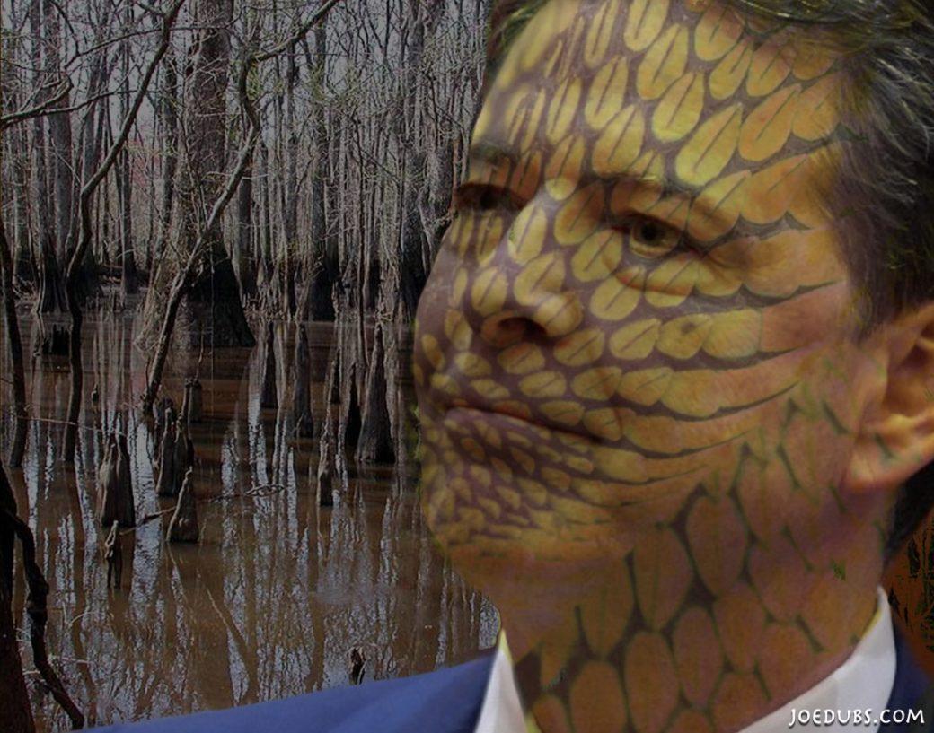 DC Swamp Creature
