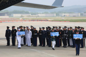 US Soldiers Remains Return Home