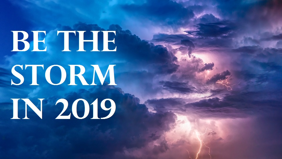 be the storm 2