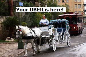 uber carriage